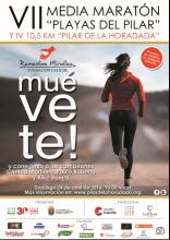 VII Medio Maratón Playas del Pilar